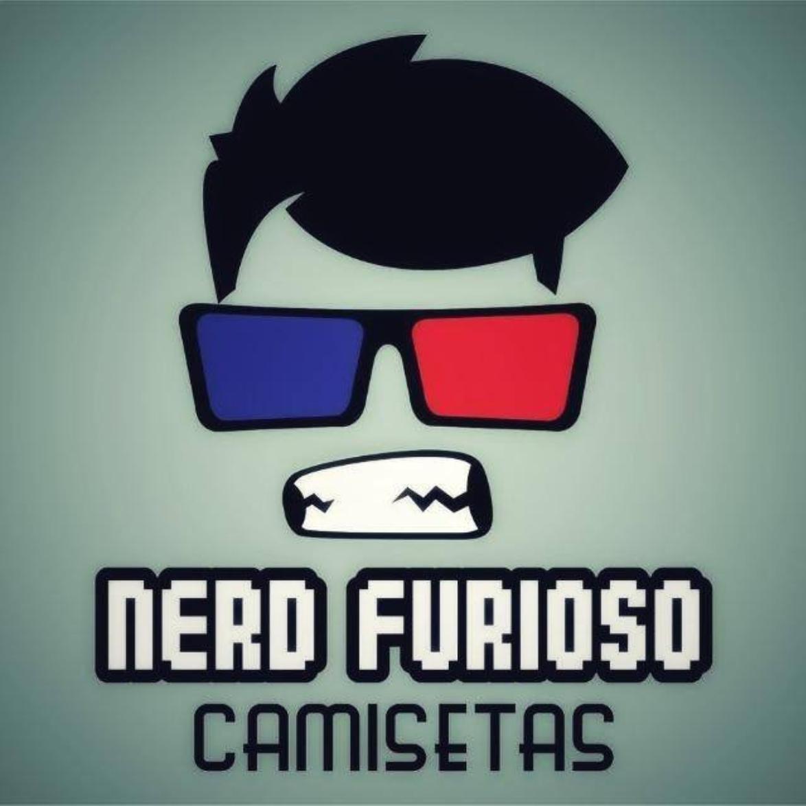 Nerd Furioso Camisetas - Serigrafia