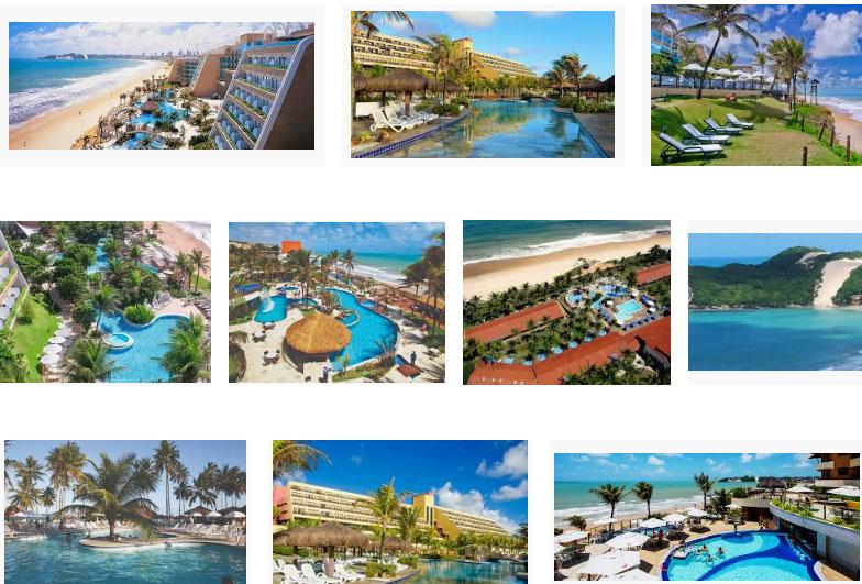 Os melhores Resorts em Natal
