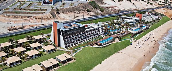 Ocean Palace Beach Resort & Bungalows - Natal